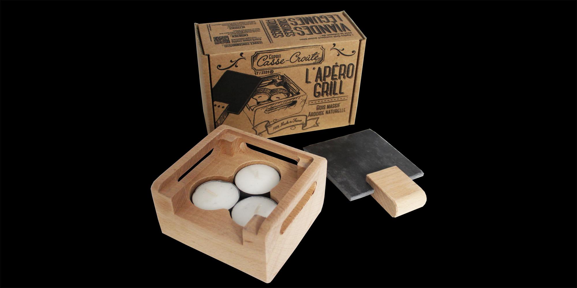 L'Apéro Grill de Esprit Casse-Croûte